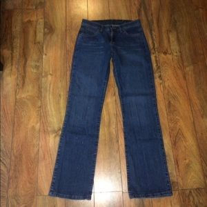 Wrangler Q-baby no gap waistband jeans, 5/6